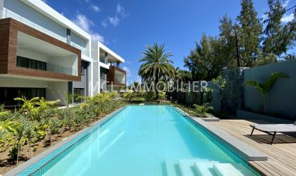 FURNISHED RENTAL - APARTMENT - pointe-aux-canonniers