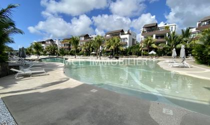 FURNISHED RENTAL - RES APARTMENT - mont-choisy